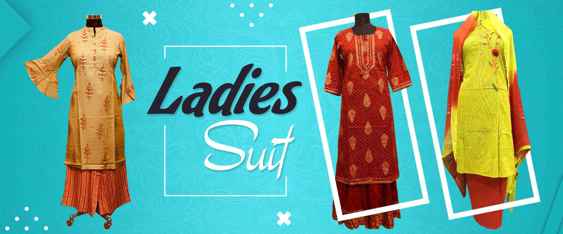 Ladies Suit