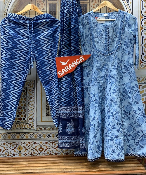 Anarkali Suit Manufacturers In Tirap