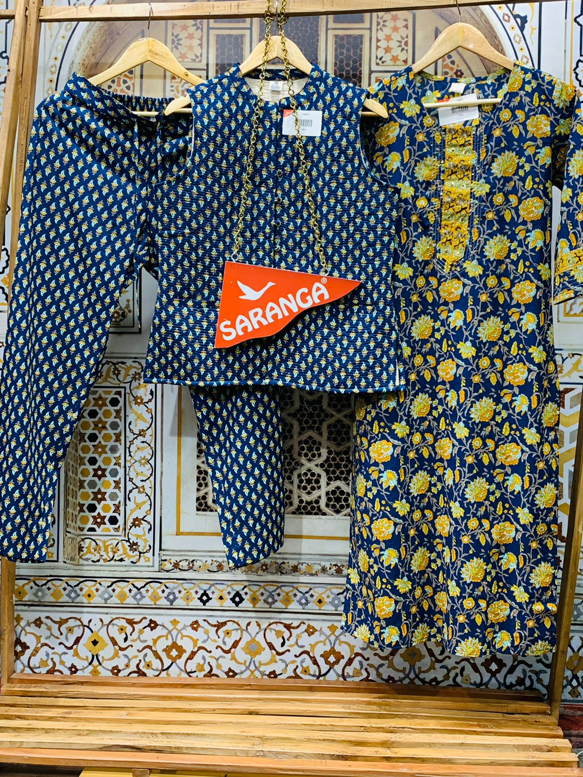 Women Block Print Kurti Suppliers In Chandauli