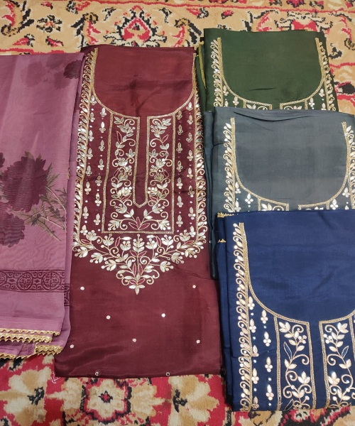 Women Chanderi Kurti Suppliers In Buxar