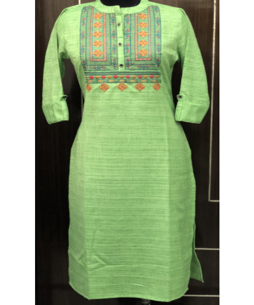 Embroidered Kurti Manufacturers In Ongole