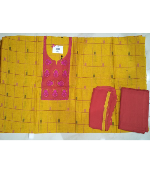 Handloom Salwar Suit Manufacturers In Kurnool