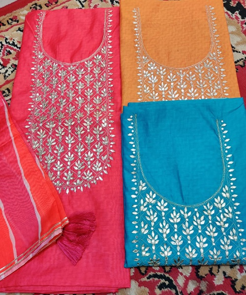 Handwork Salwar Suit Manufacturers In Chandauli