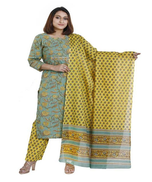 Kurti Palazzo Set Manufacturers In Puducherry