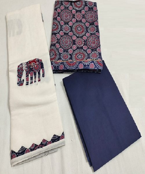Ladies Dress Material Manufacturers In Tirap