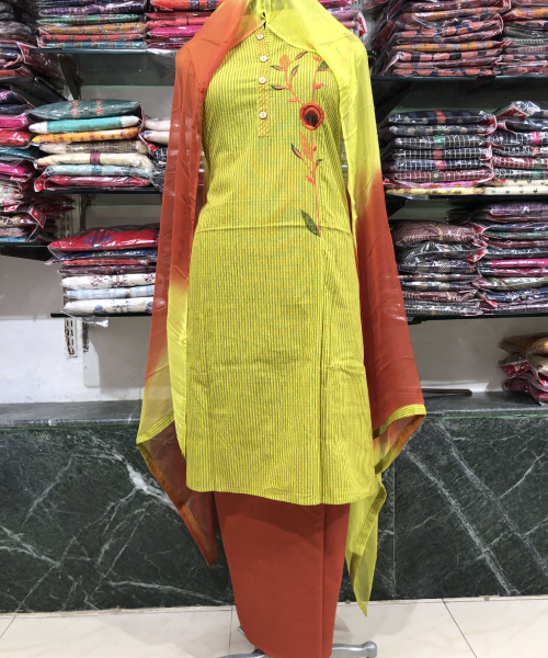 Designer Ladies Suits Manufacturers In Tirap