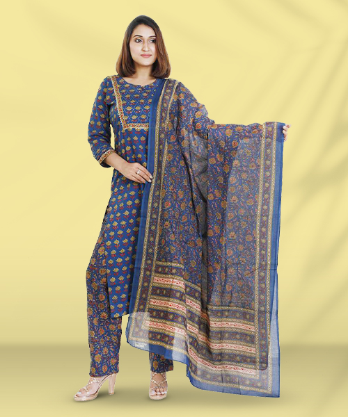Ladies Suits Manufacturers In Chandauli